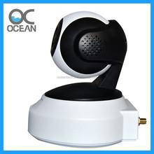 Ocean OC-Eye02L Dual Stream Encoding H.264 Compression Mode Mini IP WIFI Camera Portable