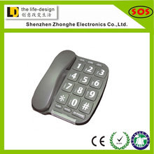 New business fixed phones big button blind telephone gifts for the elderly