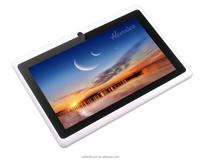 china brand 7 inch A33 quad core cheap price a tablet Q88