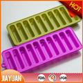 fda comestível de dedo de silicone moldes