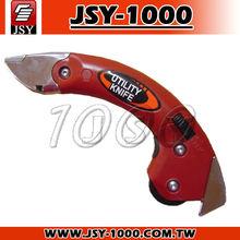 JSY075 Slide cutter roofing shingles carpet linoleum hook knife