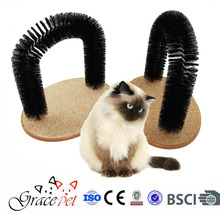 Cat arch / cat scratching arch / cat massage arch