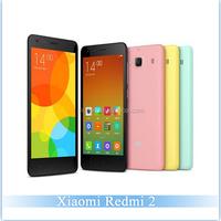 Xiaomi Mobile Phone XIAOMI Redmi2 64Bit Quad Core 4G LTE Android Smartphone 4.7 Inch IPS Screen MIUI 6 8MP 1GB 8GB