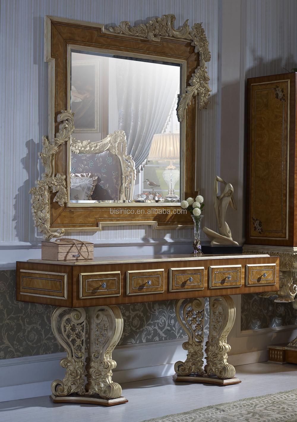 bisini luxe hout gesneden antieke woonkamer kast scherm, Meubels Ideeën