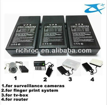 Lithium-ion battery pack rechargeable 12 volt 2ah battery