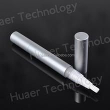 Tooth Teeth Whitening Gel Pen, Peroxide FREE, Natural Ingredients, EU Approved