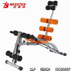 BEST JS-060SA rope fitness Gym manufactured homes gym equipment massage material