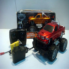 2013 New Products Rc Car Plastic Car Toy Off Road 4CH Rc Car Toys For Kid With Charger