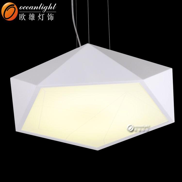 Modern Acrylic Pendant LightingLight Oak Wood Bedroom