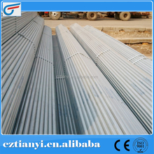 ASTM A53 large diameter galvanized welded steel pipe