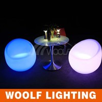 battery power rechargeable led chairs woolf lighting