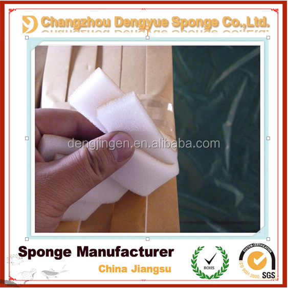 White Foam strip poly