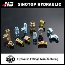 Chine Ningbo fabricant professionnel masculin féminin hydraulique connecteur