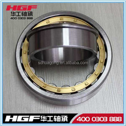 Double row lip seals full complement Cylindrical roller bearing SL045008PP bearing