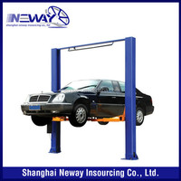 used 4 ton two post car lift for sale