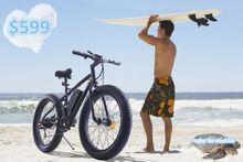 Fat bike, electric dirt bike sale hub motor