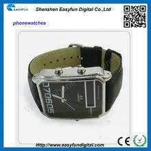 Hot sell pocket watch Dual Sim Watch Phone Waterproof