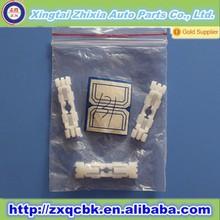 ZHIXIA al size black nylon auto fastener/auto clip auto retainer