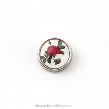 hot sale initial fashion love pendant and charms floating photo sticker charms love rose flower charms for locket wholesale