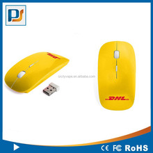 Top Selling LED Game Mouse,Computer Mouse, 2.4G Flat Wireless Mouse