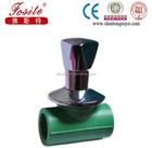 China fornecimento fabricante novo triângulo escondido válvula de paragem