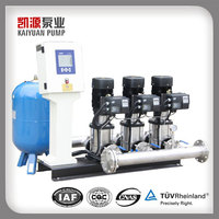 QKY Intelligent Frequency Conversion Controller for Water pressure booster pumpsets