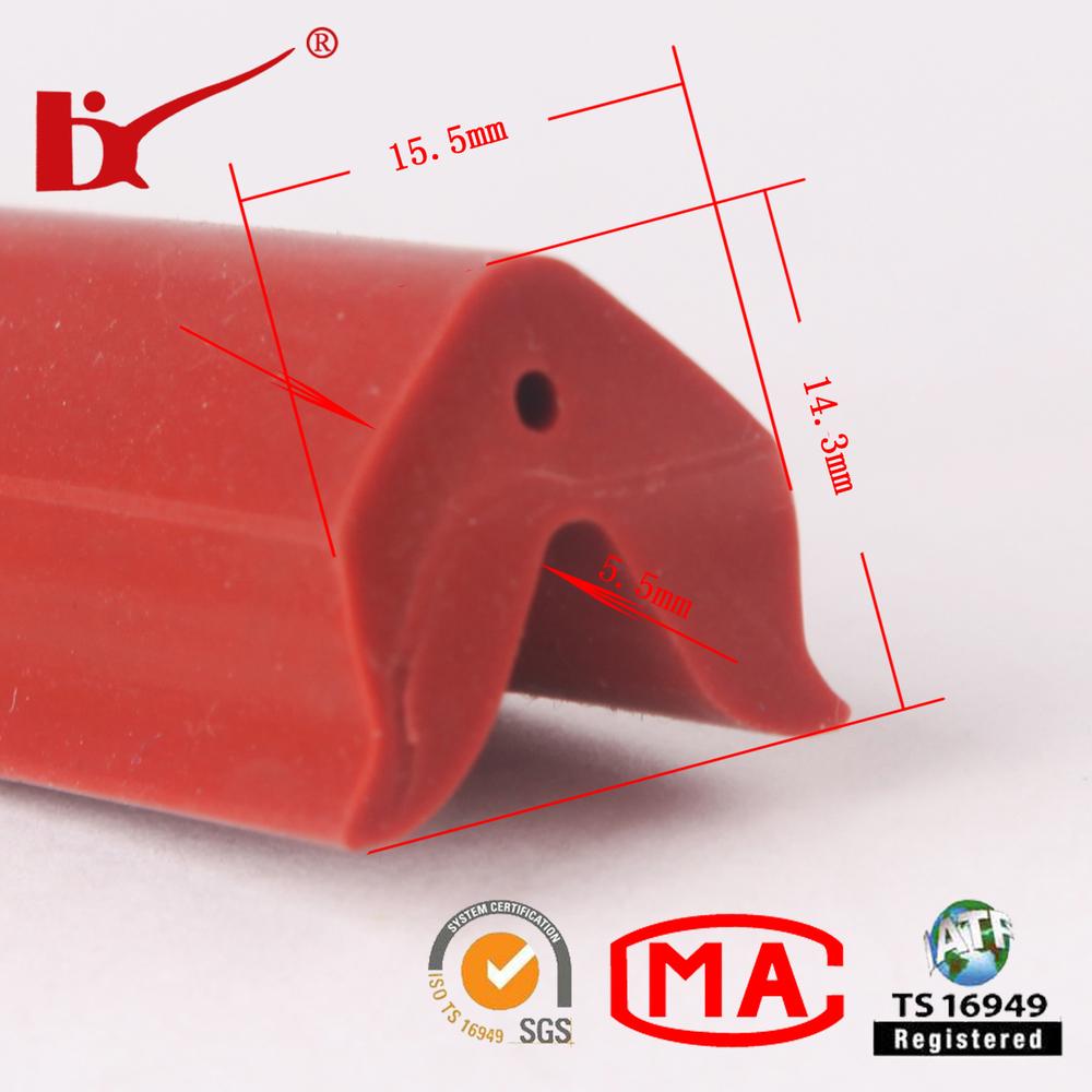 Heat resistant gasket strip excellent words