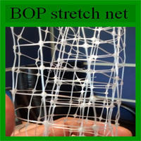 high quality extruded plastic net/Bop stretch net/plant supporting net with competitive price