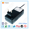 Hot sell Keysun ac 220v to dc 15v adapter 3a 45w charger
