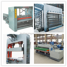 Complete plywood machine making machine with best quality and price