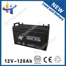 12v solar gel battery 12v 120ah vrla battery