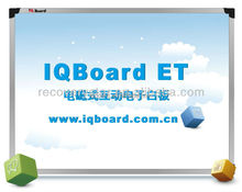 """electronic whiteboard 82"""" main board with projector"""