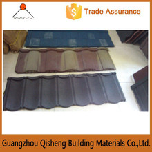 round and angle hip ridge stone coated roof tile