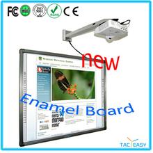 Smart classroom include interactive smart whiteboard,projector,writing board
