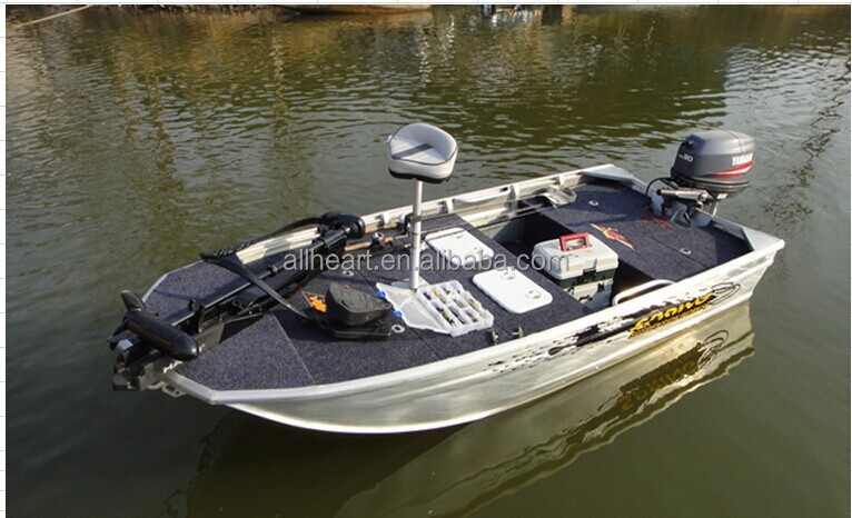 Aluminum bass boat buy fishing boats small for Small fishing boats with motor