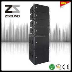 VCM stage dual 10'' line array wholesale