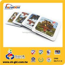 Promotional corporate freebies cartoon movie customised magnet