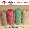 colorful jute twine with competitive price
