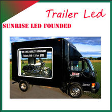 The mobile truck LED display screen became a hot solution as it enjoys countless applications, concerts, parties, stage, sport