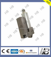 Easy installation solenoid linear actuator for ocean liner