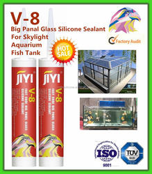V-8 GOOD CHEAP 300ML SILICONE ACETIC SEALANT