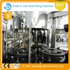 Professional Glass bottle grape wine manufacturing machinery MADE IN CHINA