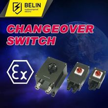 Explosion proof 4 Position Rotary Switch