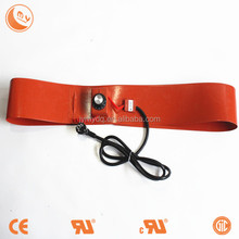 wholesale silicone rubber electric car preheater ,heating pad ,engine heater with four holes installation