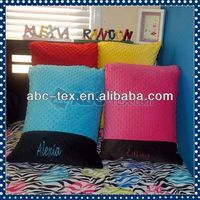 Hot Polyester Hand Knit Cushion Covers For Home CC008