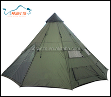Tipe Tent Teepee Tent Big size for 6 person Military Tent Price