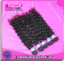 Splendid direct sale extension raw virgin indian hair