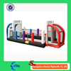 inflatable soap football field inflatable soap football pitch inflatable basketball court for sale