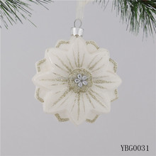 The most popular product china ,glass craft for christmas decoration