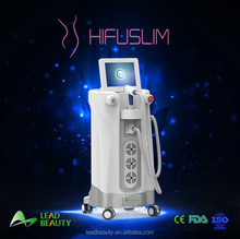 High Intensity Focused Ultrasound fat burning equipment without harm to the human body